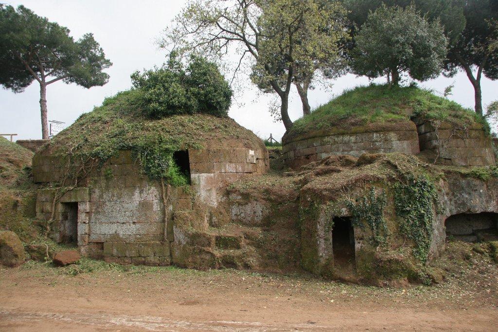 Etruscan Lazio