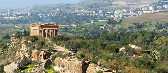 Agrigento: The Valley of the Temples